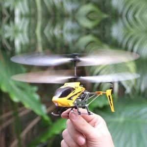радиоуправляемый вертолет мини