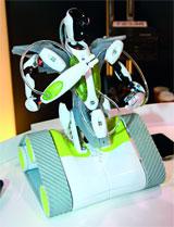 Конструктор meccano робот