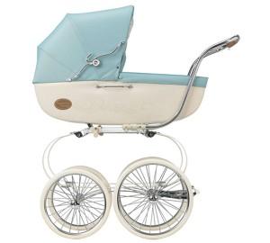 классические детские коляски