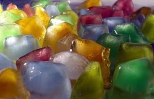 развивающие игры - цветной лед