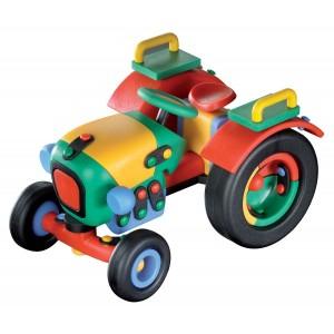 конструктор mic-o-mic трактор