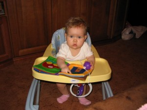 вредны ли ходунки для детей