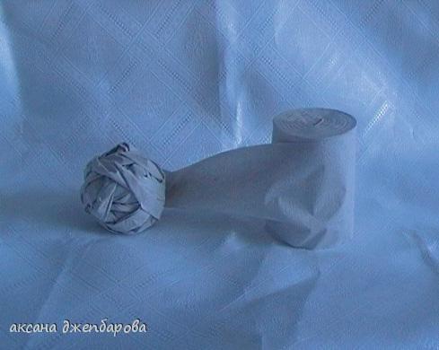 Креповая бумага поделки своими руками
