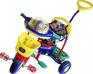 лучший трехколесный велосипед