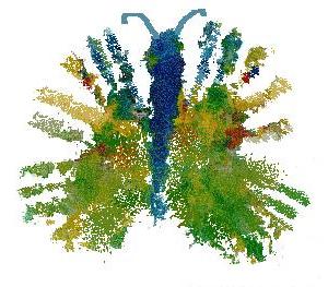 рисунок пильчиковыми красками