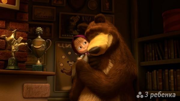 Маша и медведь. Певая встреча. 1 серия. Смотреть онлайн бесплатно