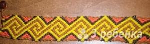 Схема фенечки 1371