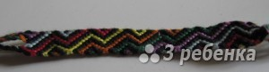 Схема фенечки 3375