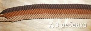 Схема фенечки 2831