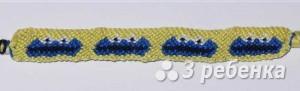 Схема фенечки 3396