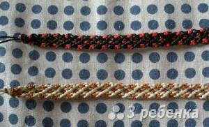 Схема фенечки 3102