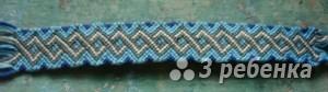 Схема фенечки 3360