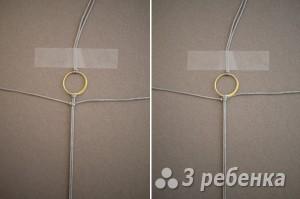 плетение фенечки