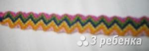 Схема фенечки 3780
