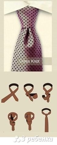 как правильно завязывать галстук картинки