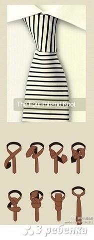 как завязать галстук инструкция