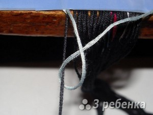 узелок фенечки