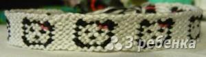 Схема фенечки 4291