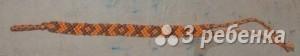 Схема фенечки 4350