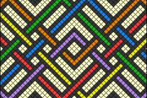 Схема фенечки 4689