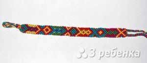 Схема фенечки 4958