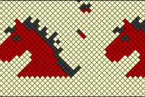 Схема фенечки 5112