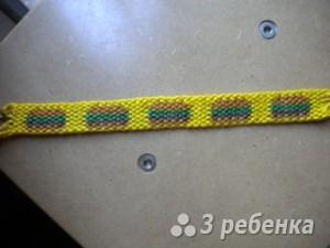Схема фенечки 5324