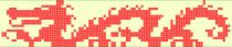 Схема фенечки 5852