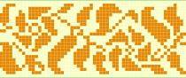 Схема фенечки 6384