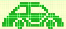 Схема фенечки 6509