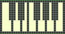 Схема фенечки 6375