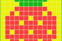 Схема фенечки 6466
