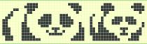 Схема фенечки 6024