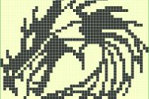 Схема фенечки 6531