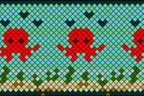 Схема фенечки 6883