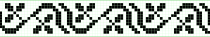 Схема фенечки 7301