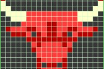 Схема фенечки 7488