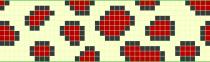 Схема фенечки 7437