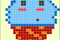 Схема фенечки 7460