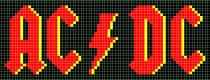 Схема фенечки 7384