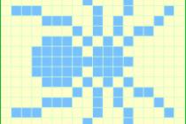 Схема фенечки 7251
