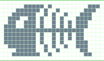 Схема фенечки 7319
