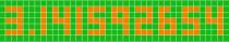 Схема фенечки 7400
