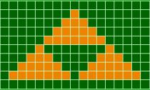 Схема фенечки 7258