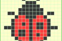 Схема фенечки 7560