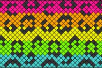 Схема фенечки 8533