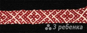 Схема фенечки 8849