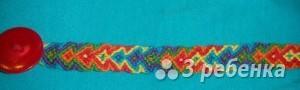 Схема фенечки 9455