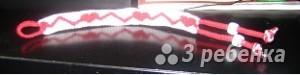 Схема фенечки 9837