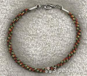 Схема фенечки кумихимо 12171